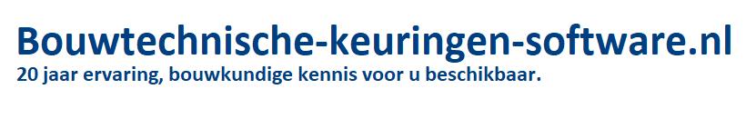Bouwkundige keuring software Logo